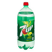 7UP Lemon Lime Flavored Soda