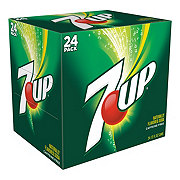 7UP Lemon Lime Soda 12 oz Cans