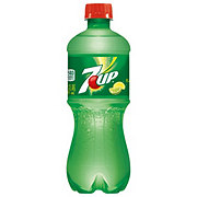 7UP Soda, Lemon Lime Flavored