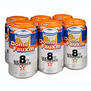 8th Wonder Dome Faux'm  Beer 12 oz  Cans