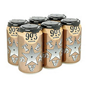 903 Brewers Republic Of Texas Light Lager Beer 12 oz  Cans