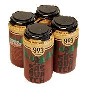 903 Brewers Sasquatch Imperial Chocolate Milk Stout Beer 12 oz  Cans