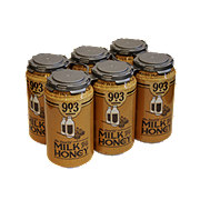 903 Brewers The Land of Milk and Honey Stout  Beer 12 oz  Cans