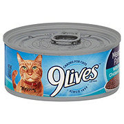 9Lives Meaty Pate Chicken & Tuna Cat Food
