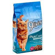 9Lives Plus Care Grilled Tuna & Egg Flavor Cat Food