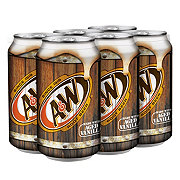 A&W Root Beer 6 PK Cans