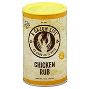 A Cajun Life Chicken Rub