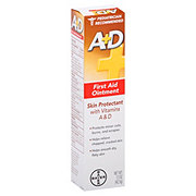 A+D First Aid Ointment, with Vitamins A & D