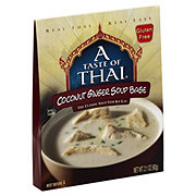A Taste of Thai Coconut Ginger Soup Base