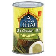 A Taste of Thai Lite Coconut Milk