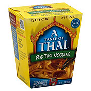 A Taste of Thai Quick Meal Pad Thai Noodles