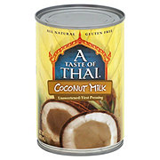 A Taste of Thai Unsweetened Coconut Milk