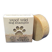A Wild Soap Bar Small Woof Wild Renew Dog Shampoo Bar