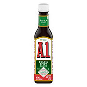 A1 Bold and Spicy Steak Sauce
