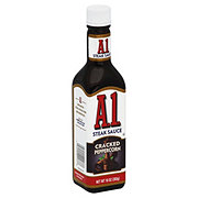 A1 Cracked Peppercorn Steak Sauce