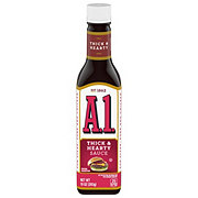 A1 Thick and Hearty Steak Sauce