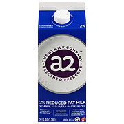 a2 Milk 2% Reduced Fat Milk
