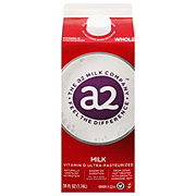 a2 Milk Whole Milk