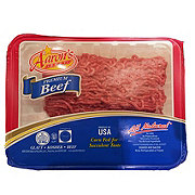 Aaron's Best Kosher Lean Ground Beef