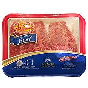 Aaron's Best Kosher Minute Steaks