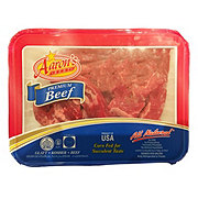 Aaron's Best Kosher Pepper Steaks