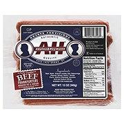 Abeles & Heymann Reduced Sodium/Fat Beef Franks