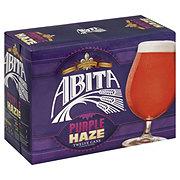 Abita Purple Haze Lager  Beer 12 oz  Cans