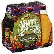 Abita Strawberry Lager  Beer 12 oz  Bottles