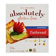 Absolutely Gluten Free Original Flatbread