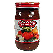 Absolutely Hot Picante Salsa