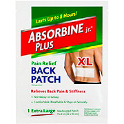 Absorbine Back Patch