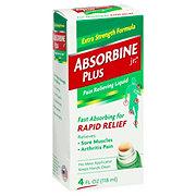 Absorbine Jr. Plus Pain Relieving Liquid Extra Strength Formula