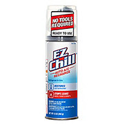 AC PRO EZ Chill Refrigerant R-134a With Lubricant And Leak Sealer