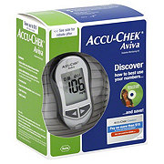 Accu-Chek Aviva Diabetes Monitoring Kit