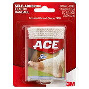 Ace 3 Inch Self-Adhering Elastic Bandage
