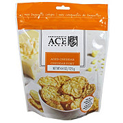 Ace Bakery Mini Crisps Aged Cheddar
