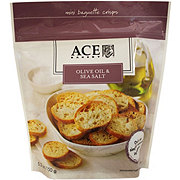 Ace Bakery Mini Crisps Sea Salt & Olive Oil