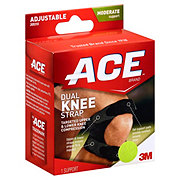 Ace Dual Knee Strap Adjustable
