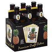 Ace Pineapple Craft Cider 12 oz Bottles