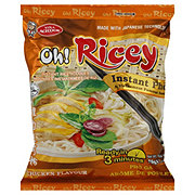 Acecook Oh Ricey, Rice Noodle with Chicken Flavor