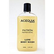 Acequia Patron Pepper Basil Luxe Body Wash