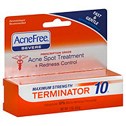 AcneFree Acne Free Acne and Blackhead Terminator