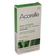 Acorelle Cold Wax Hiar Removal Strips - Face