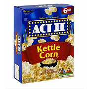 ACT II Kettle Corn Popcorn