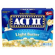 ACT II Lite Buttery Popcorn