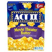 ACT II Movie Theatre Butter Popcorn