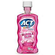 ACT Kids Anticavity Flouride Rinse, Bubblegum Blowout