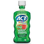 ACT Kids FluorideRinse Wild Watermelon