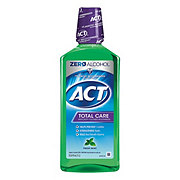 ACT Total Care Fresh Mint Mouthwash