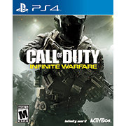 Activision Call Of Duty: Infinite Warfare for PlayStation 4